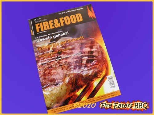 Neue Fire&Food am 29.07.2010 am Kiosk