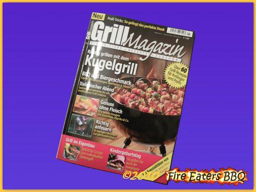 Neue Grill-Zeitschrift im Handel